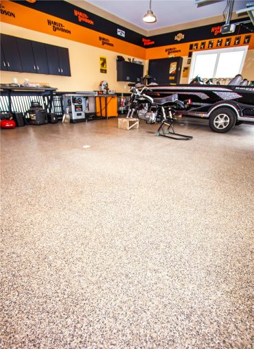 Residential Floor Coatings